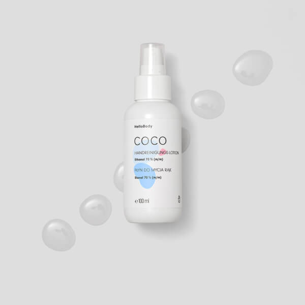 Coco Handreinigungs Lotion 1002