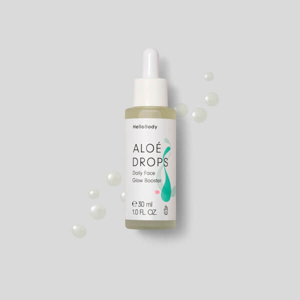 ALOÉ DROPS Daily Face Glow Booster