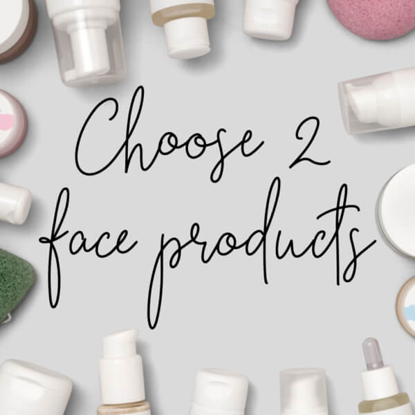 Create your own Face cosmetics set with HelloBody products