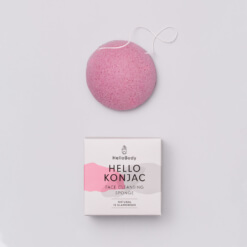 Hello Konjac Face Cleansing Sponge