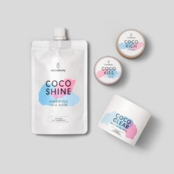 My favorite COCO HelloBody cosmetics set