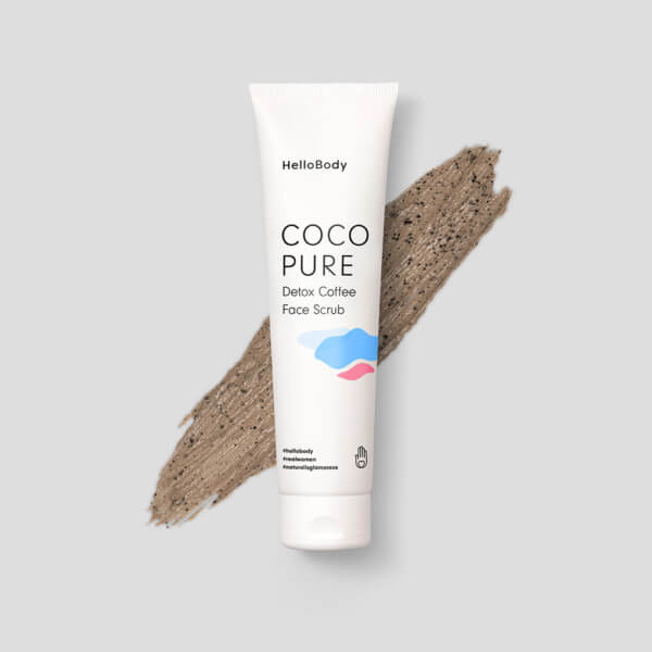 Coco Pure Gommage Visage Purifiant
