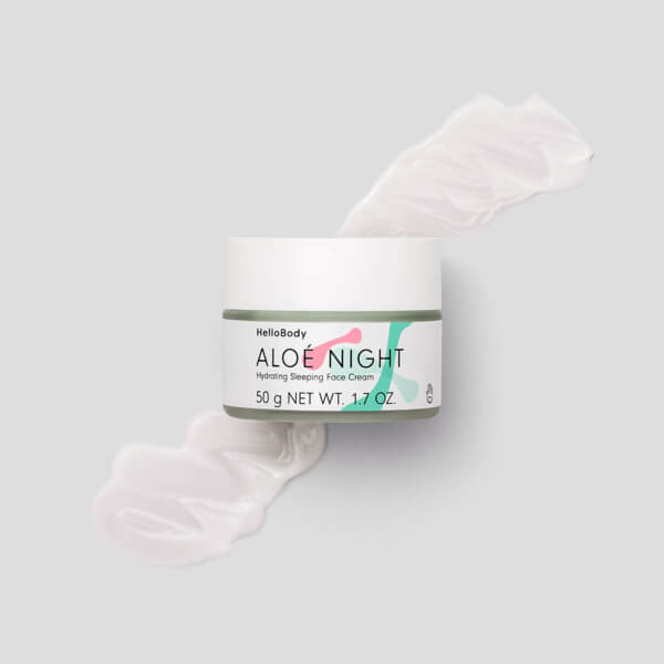 Aloe Night Crema Facial Hidratante De Noche