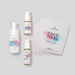 Zestaw Summer Essentials Kit z COCO FRESH, COCO PRIME, COCO FIX, COCO TREAT