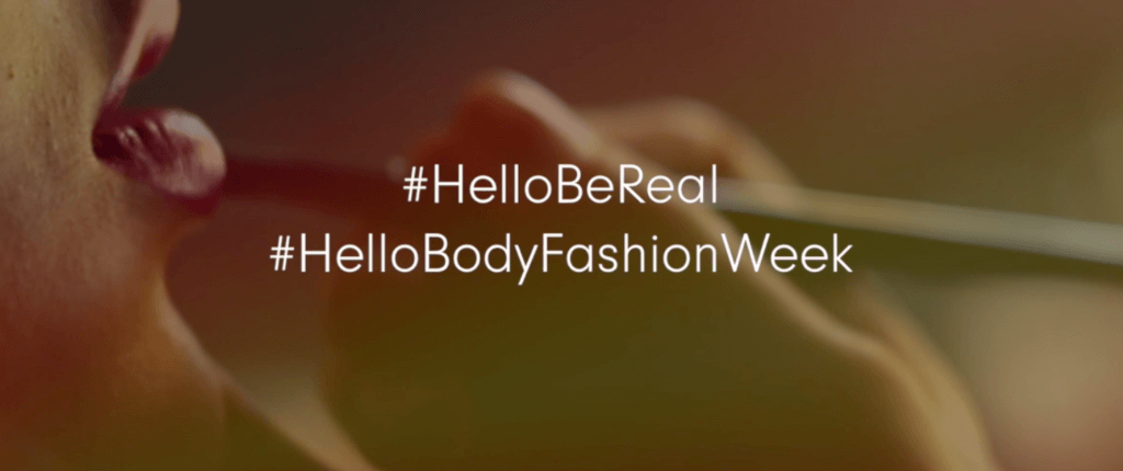 hellobody taking part in berlin fashion week