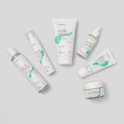 HelloBody cosmetics set ALOE All Face Set
