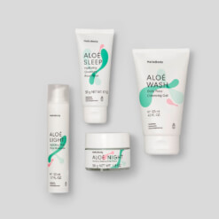 HelloBody cosmetics set ALOE Day n' Night