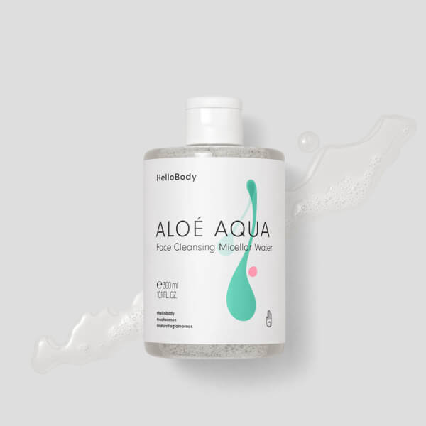 Aloe Aqua Face Cleansing Micellar Water