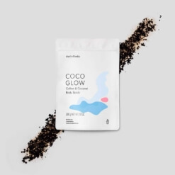 Coco Glow Cofee And Coconut Body Scrub