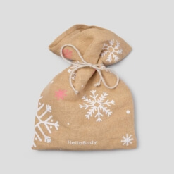 Christmas Bag Gift Wrapping