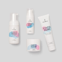 HelloBody cosmetics COCO Night Face Set