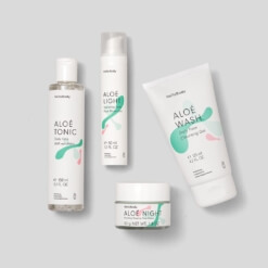 Daily Glow Routine HelloBody cosmetics set